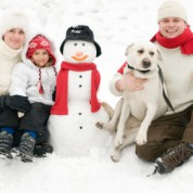 Let it Snow!  The Healthy Side of Staying Indoors