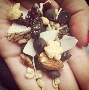 Trail mix picture