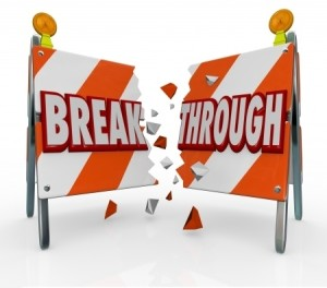 Roadblock breakthrough
