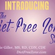 Introducing The Diet-Free Zone Show™