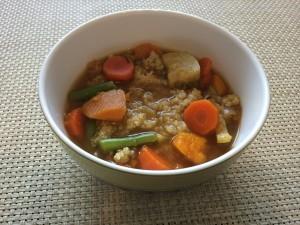 Hearty Quinoa Vegetable Soup