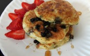 Flip Out for Blueberry Pancakes