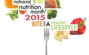 Bite into a Healthy Lifestyle this National Nutrition Month®