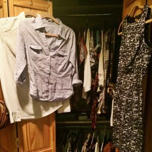 Closet-messy