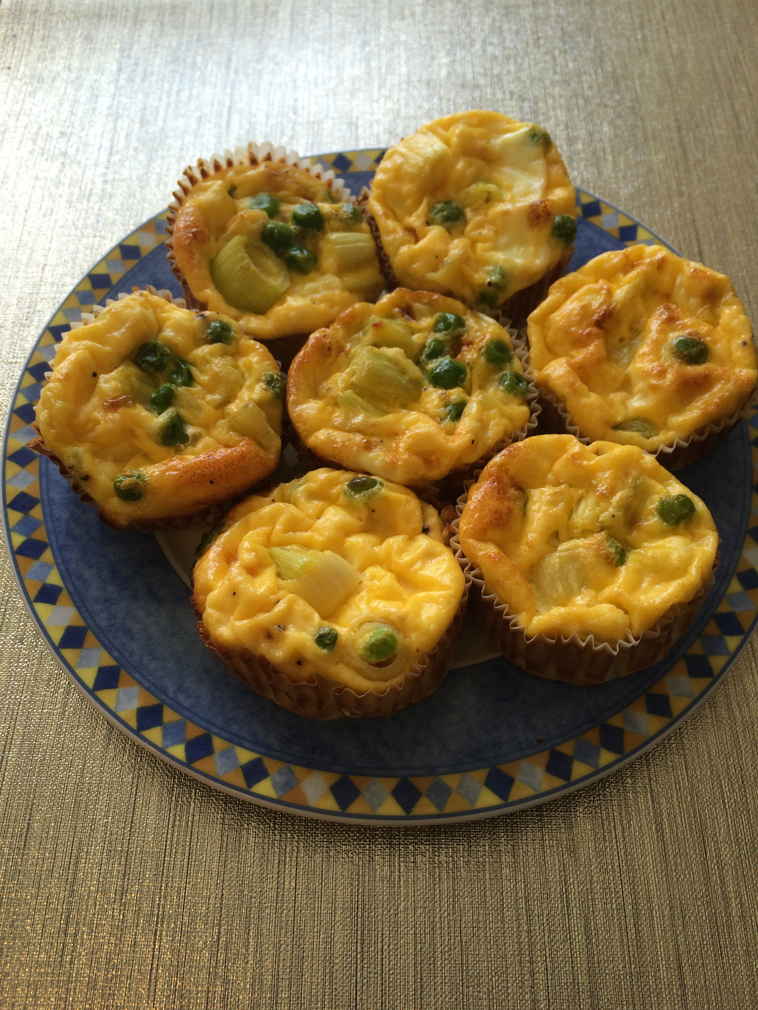 how to make healthy quiche muffins