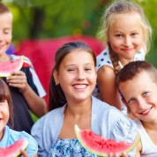 Eating Intuitively While at Summer Camp