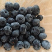 Don't Judge a Fruit by its Size! It's National Blueberry Month