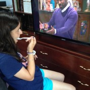 The Negative Effect of T.V. on Eating Pleasure