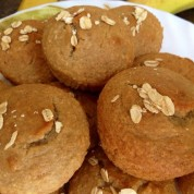 Oat-tastic Muffins for Breakfast
