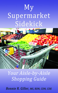 My Supermarket Sidekick by Bonnie Giller