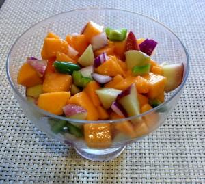 Papyay Peach Salsa 1