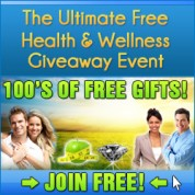 """Healthy, Wealthy & Wise Gifts Giveaway"" Offers Hundreds of FREE Health and Wellness Related Products"
