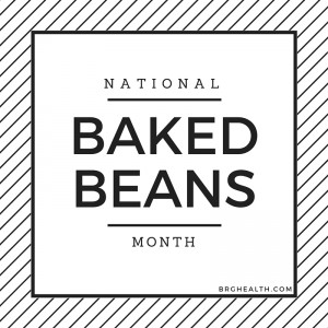 Baked Bean Month