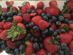 Berries - mixed