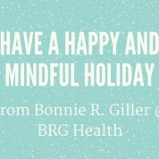 6 Tips for a Mindful Holiday