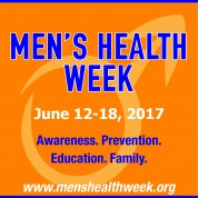 Regain Your Power- National Men's Health Week